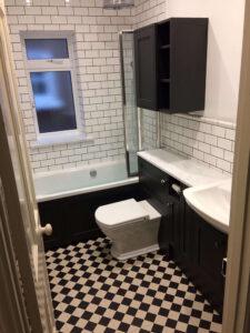 edwardian family bathroom